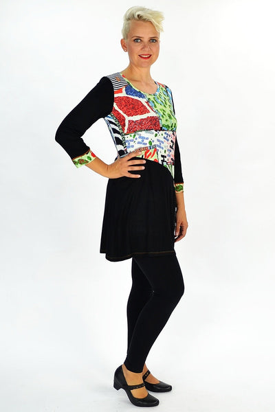 Dream garden Tunic