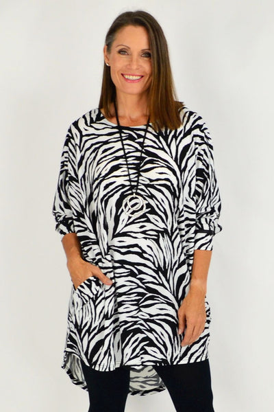 winter tunics by caroline morgan at I Love Tunics