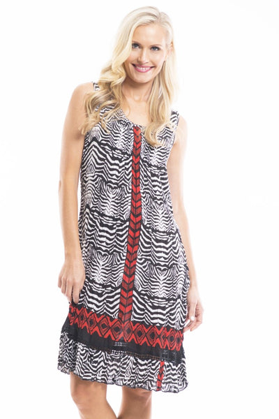 Safari Princess Tunic Dress - at I Love Tunics @ www.ilovetunics.com = Number One! Tunics Destination