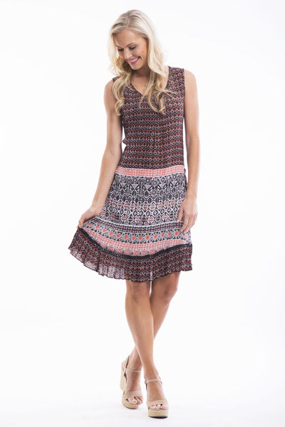 Lucky Charmaine Tunic Dress