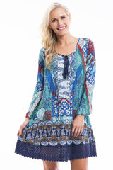 Moroccan Princess Tunic - at I Love Tunics @ www.ilovetunics.com = Number One! Tunics Destination
