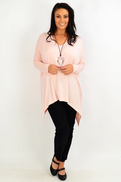 Rose Water Swing Tunic Top