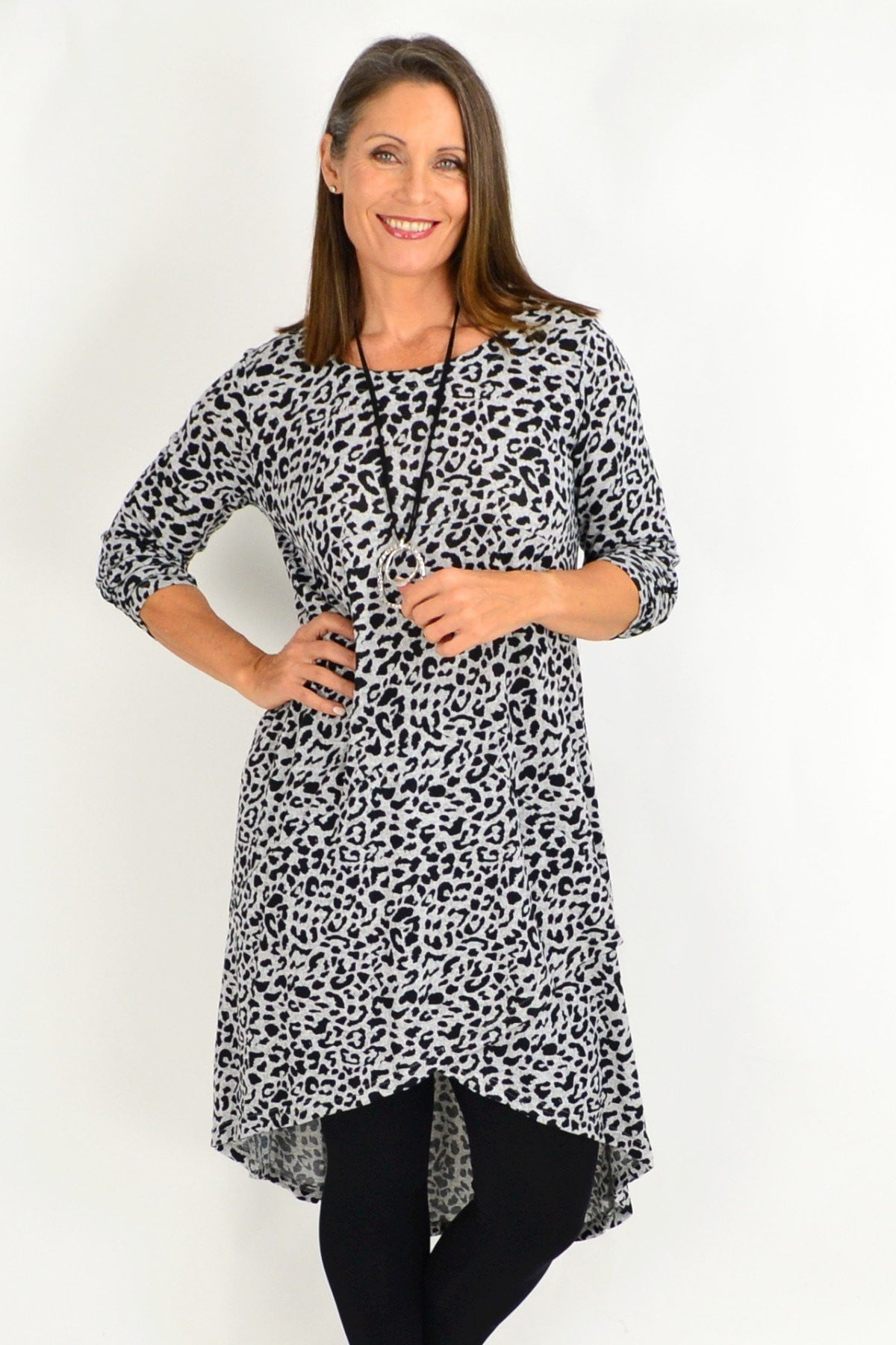 2a86fe7aad buy long tops online | womens tunic tops and leggings | Leopard ...