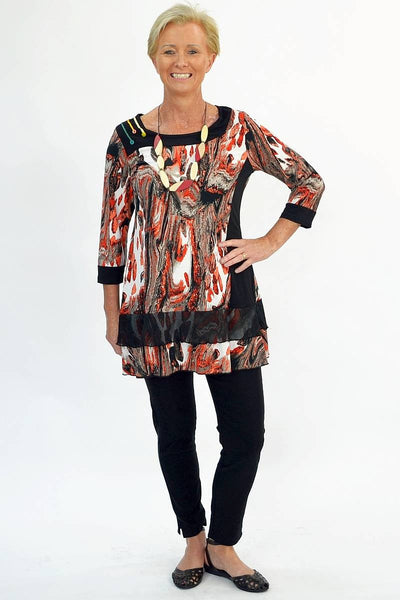 Abstract Tunic