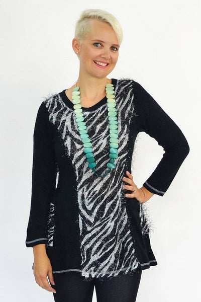 The Zebra Tunic | I Love Tunics | Tunic Tops | Tunic | Tunic Dresses  | womens clothing online