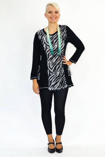 The Zebra Tunic