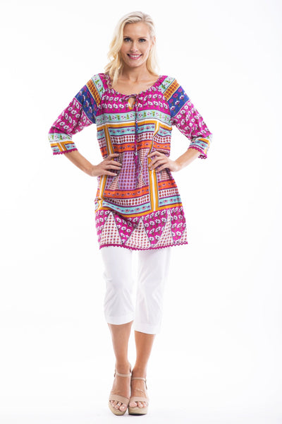 Welcoming Spring DWIJ Tunic