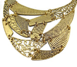 Vintage style bib necklace - at I Love Tunics @ www.ilovetunics.com = Number One! Tunics Destination
