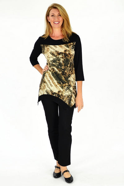 Brown Madison Tunic