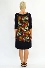 Long Rose Tunic - at I Love Tunics @ www.ilovetunics.com = Number One! Tunics Destination