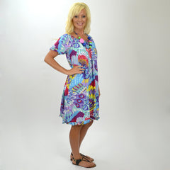 Shambala Birds Tunic | I Love Tunics | Tunic Tops | Tunic | Tunic Dresses  | womens clothing online