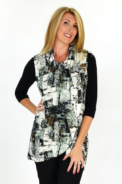 Abstract Mia Tunic - at I Love Tunics @ www.ilovetunics.com = Number One! Tunics Destination