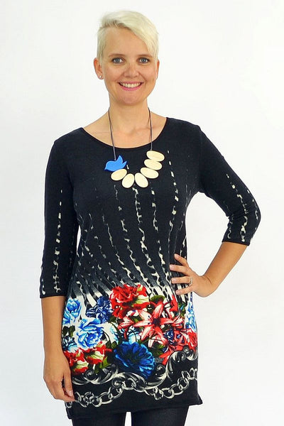 April Tunic - at I Love Tunics @ www.ilovetunics.com = Number One! Tunics Destination