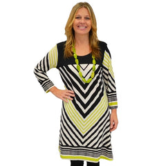 Lime Line Threadz Tunic | I Love Tunics | Tunic Tops | Tunic | Tunic Dresses  | womens clothing online