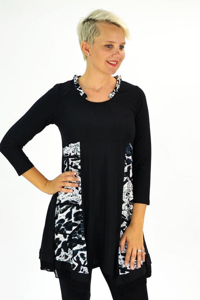 Quirky Quincy Tunic - I Love Tunics @ www.ilovetunics.com