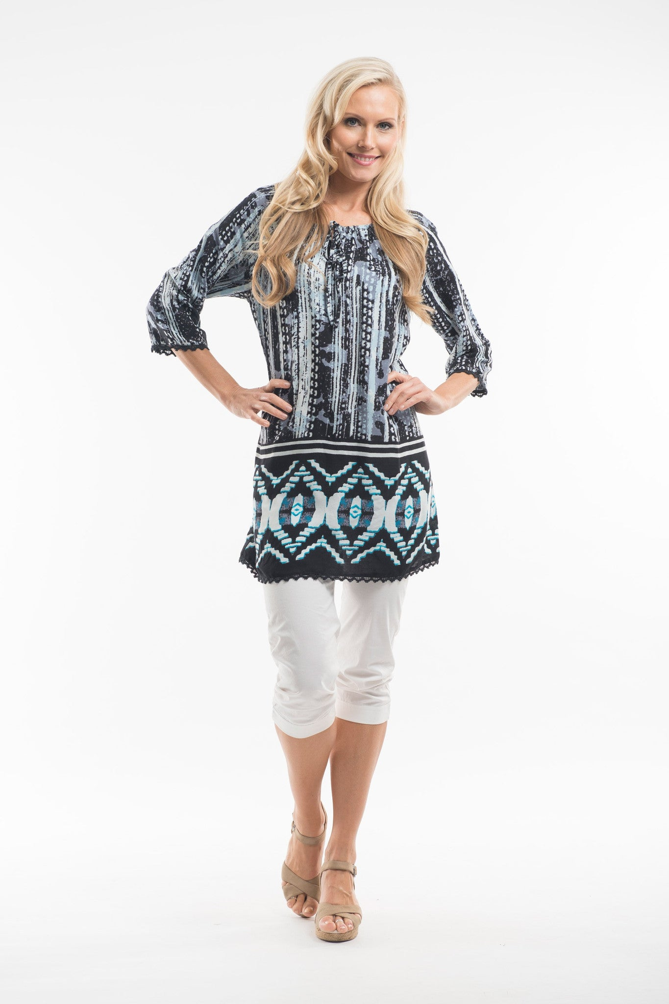 Ronnie Relax Tunic Top | I Love Tunics | Tunic Tops | Tunic | Tunic Dresses  | womens clothing online