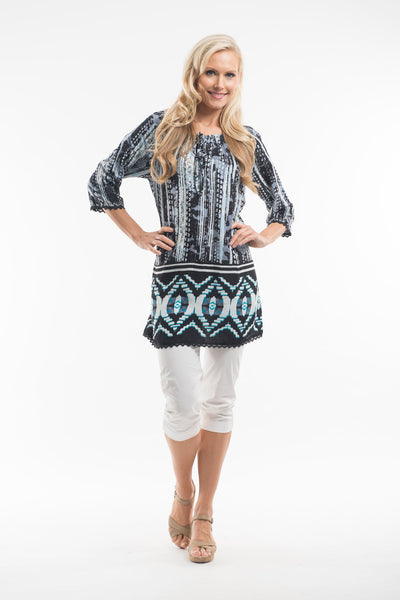 Ronnie Relax Tunic Top