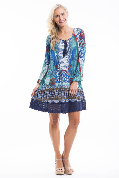 Moroccan Princess Tunic