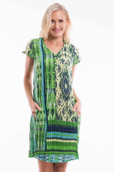 Brenda's Green Tunic | I Love Tunics | Tunic Tops | Tunic | Tunic Dresses  | womens clothing online
