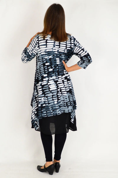 Laura Layered Tunic | I Love Tunics | Tunic Tops | Tunic | Tunic Dresses  | womens clothing online