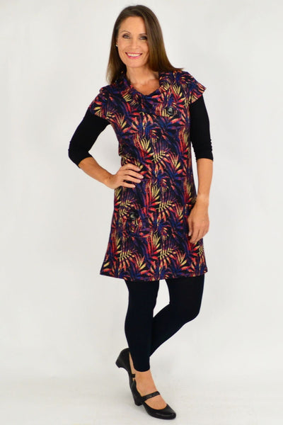 Hayleys Leaf Tunic