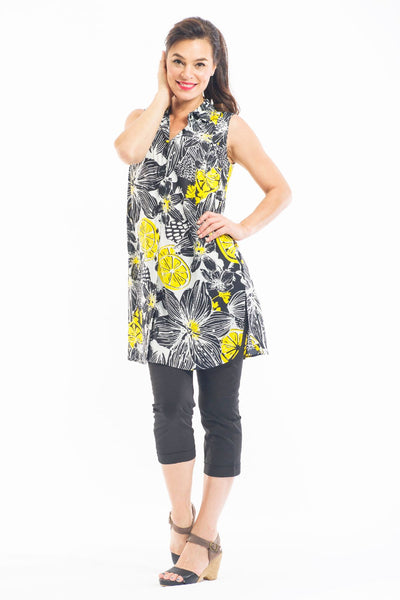 Lemon Stand Tunic Shirt