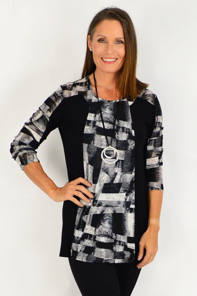 cordelia st tunic top
