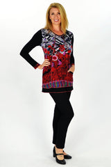 Nora Tunic | I Love Tunics | Tunic Tops | Tunic | Tunic Dresses  | womens clothing online