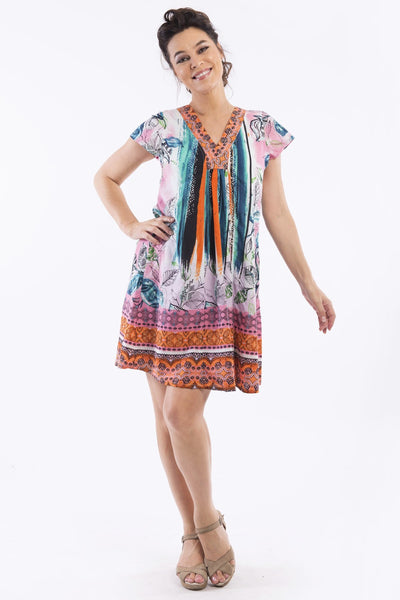 Monderna Orientique Tunic Dress