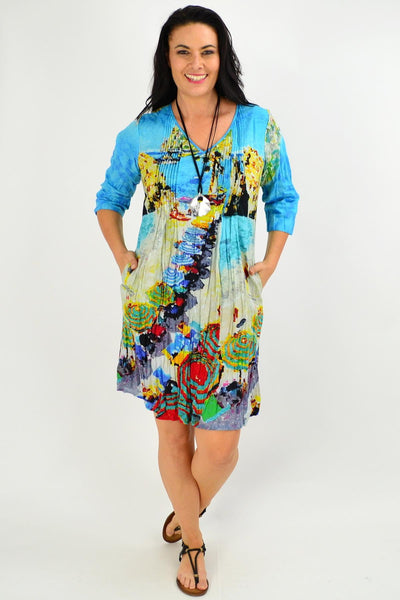 Costa Brava Tunic Dress