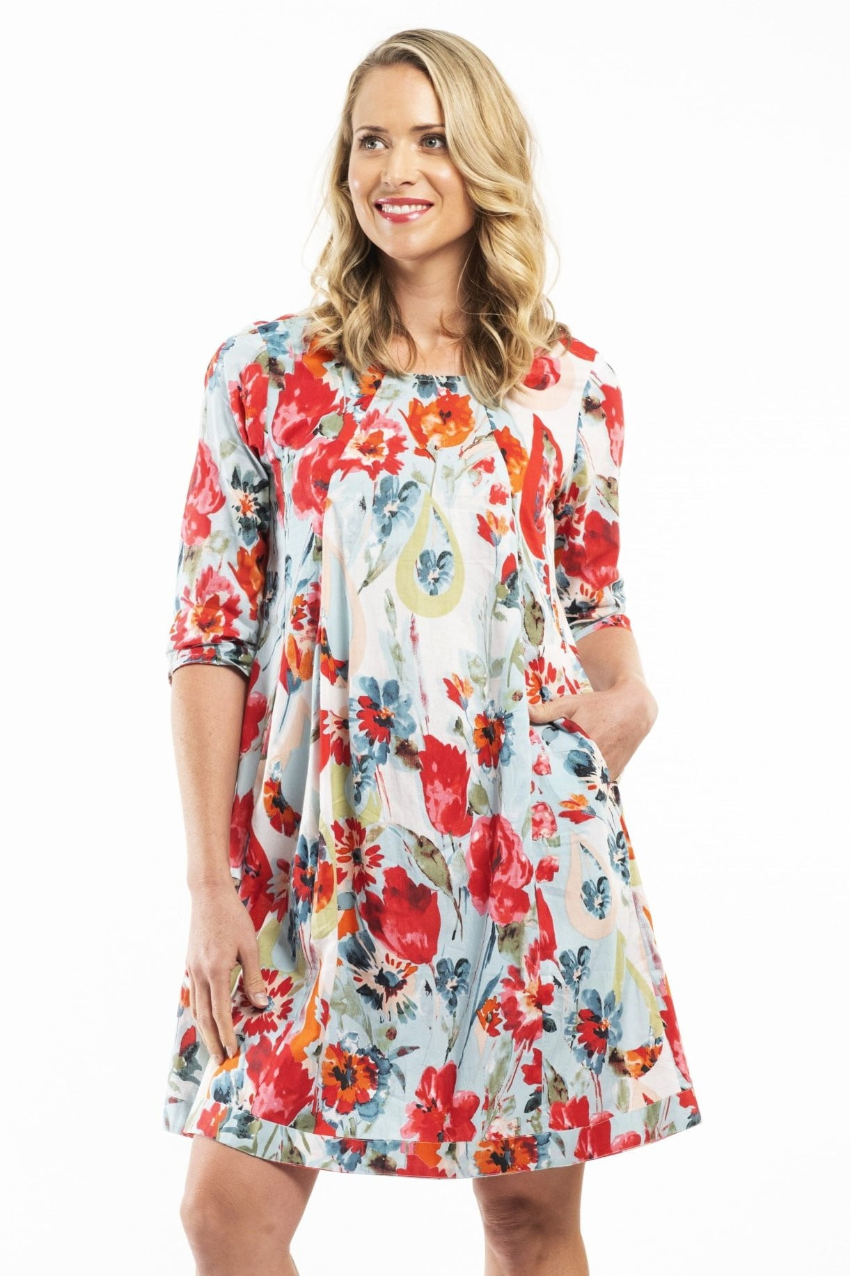 Orientique Kefalonia Tunic Dress | I Love Tunics | Tunic Tops | Tunic | Tunic Dresses  | womens clothing online