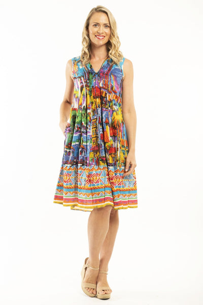 Orientique Kythira Tunic Dress
