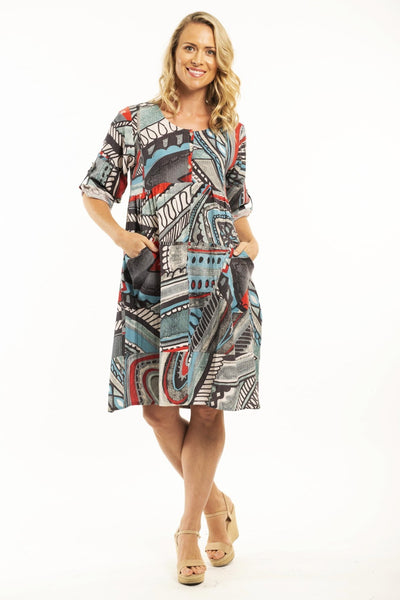 Orientique Faraga Dress