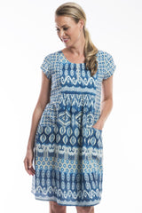 Orientique Turin Dress Tunic Dress