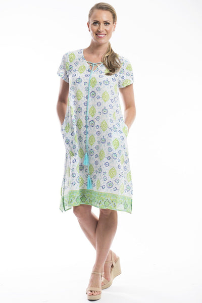 Orientique Siena Tunic Dress