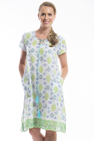 Orientique Siena Tunic Dress 71191 I Love Tunics