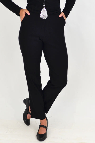 Black Betty Long Straight Leg Pants