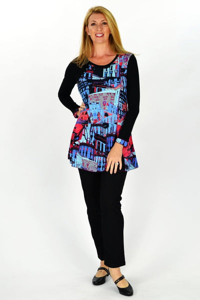 Streets of New York Tunic