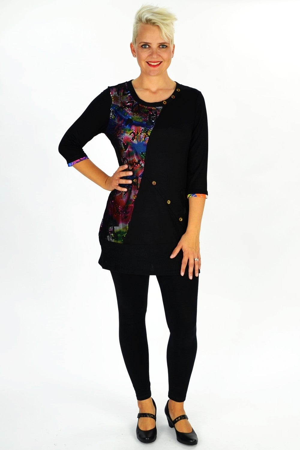 Rachel Tunic - at I Love Tunics @ www.ilovetunics.com = Number One! Tunics Destination