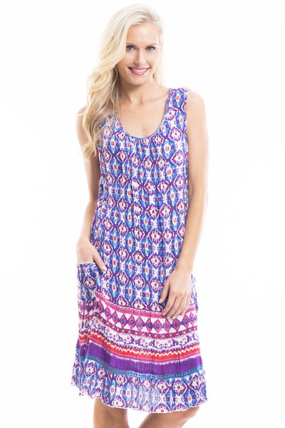Holi Tunic Dress - at I Love Tunics @ www.ilovetunics.com = Number One! Tunics Destination