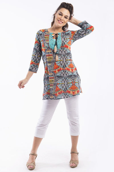 Yoraba Kurta Tunic by Orientique
