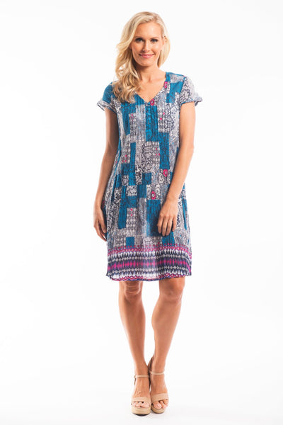 Arabesque Bazaar Tunic Dress