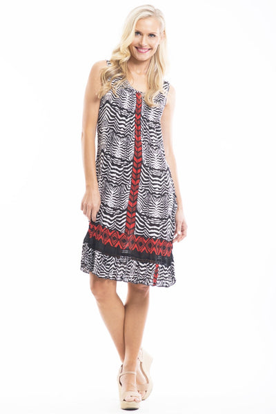 Safari Princess Tunic Dress