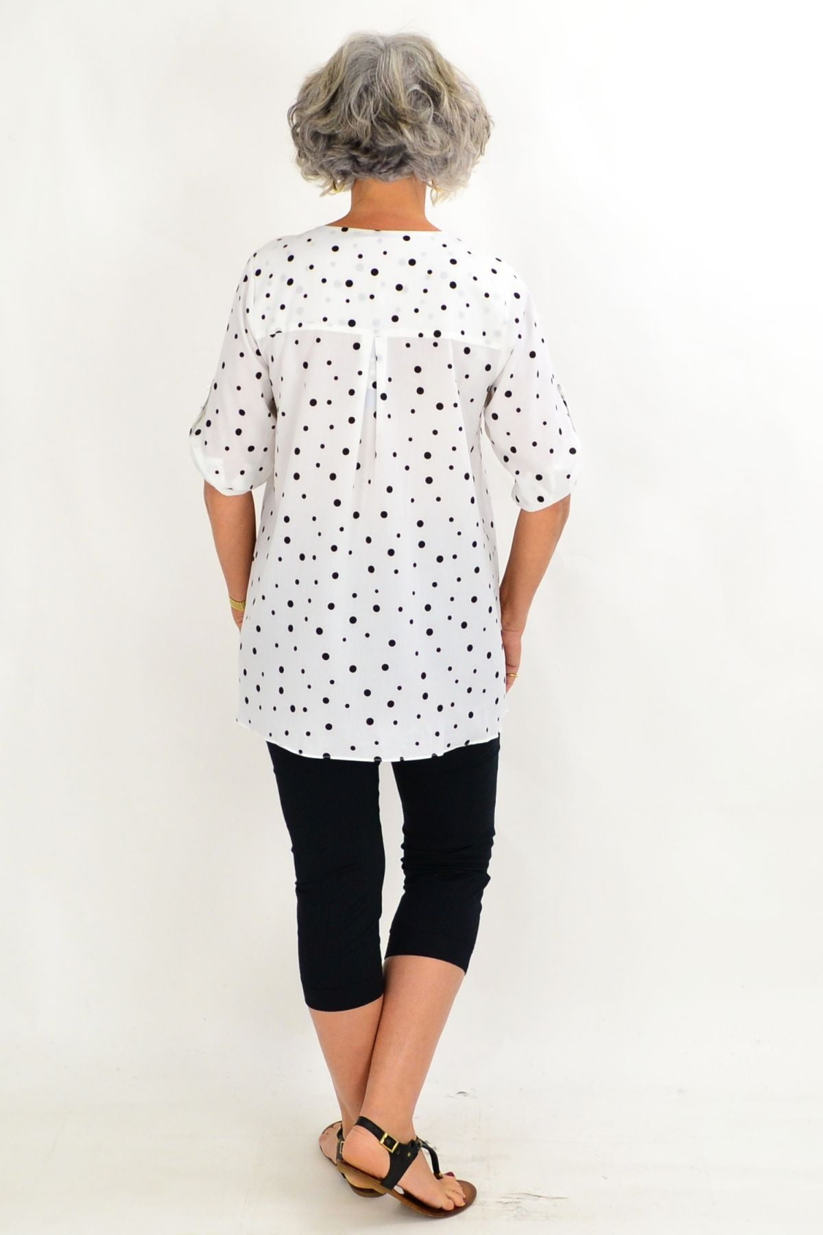 White Bessie Tunic Top | I Love Tunics | Tunic Tops | Tunic | Tunic Dresses  | womens clothing online