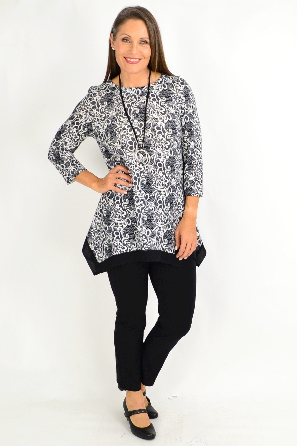 Victorian Fleece Tunic Top | I Love Tunics | Tunic Tops | Tunic | Tunic Dresses  | womens clothing online