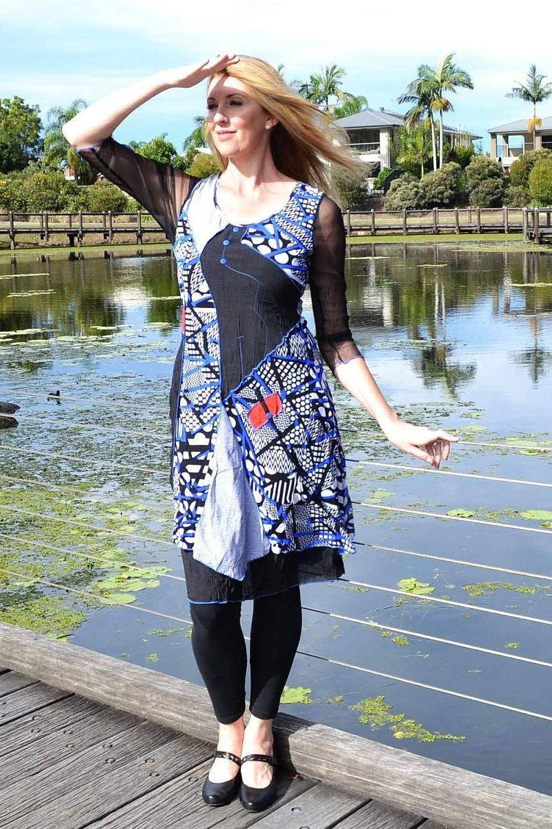 Perry Tunic - at I Love Tunics @ www.ilovetunics.com = Number One! Tunics Destination