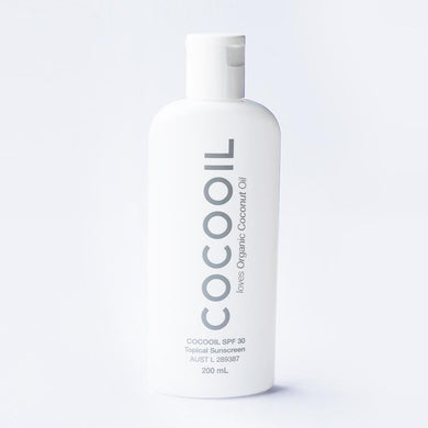COCOOIL SPF 30 Topical Sunscreen - house-of-amarah