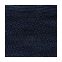 Braided Blanket - Full - Navy - house-of-amarah