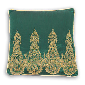Emerald Night Cushion