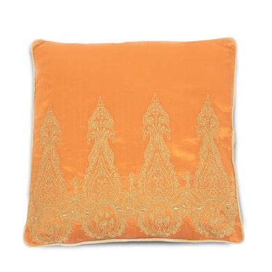 Saffron Art Cushion